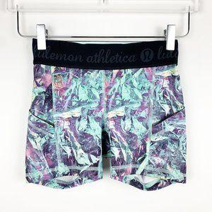 lululemon | What The Sport Shorts Iridescent Multi